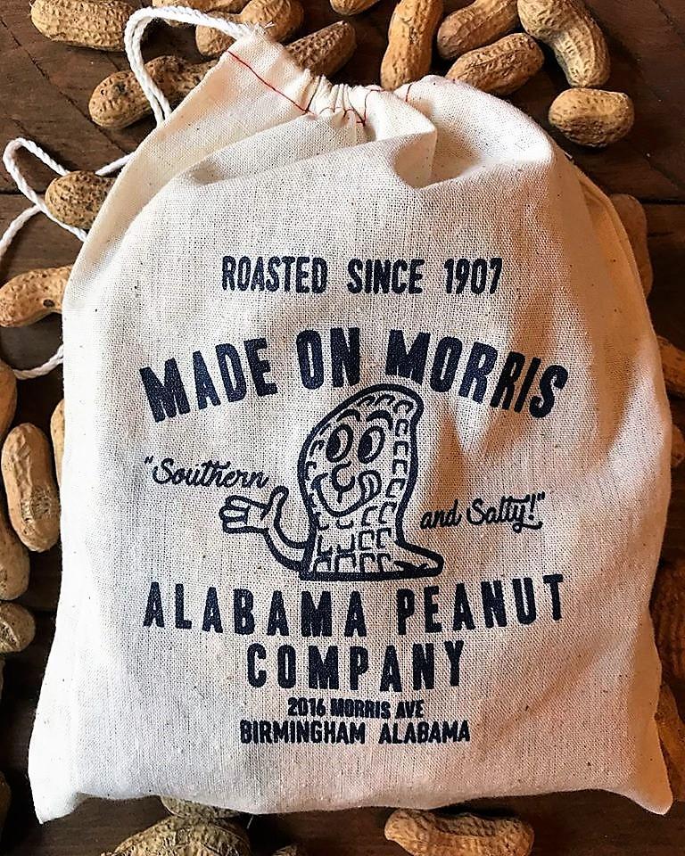 Photo via  Alabama Peanut Co,