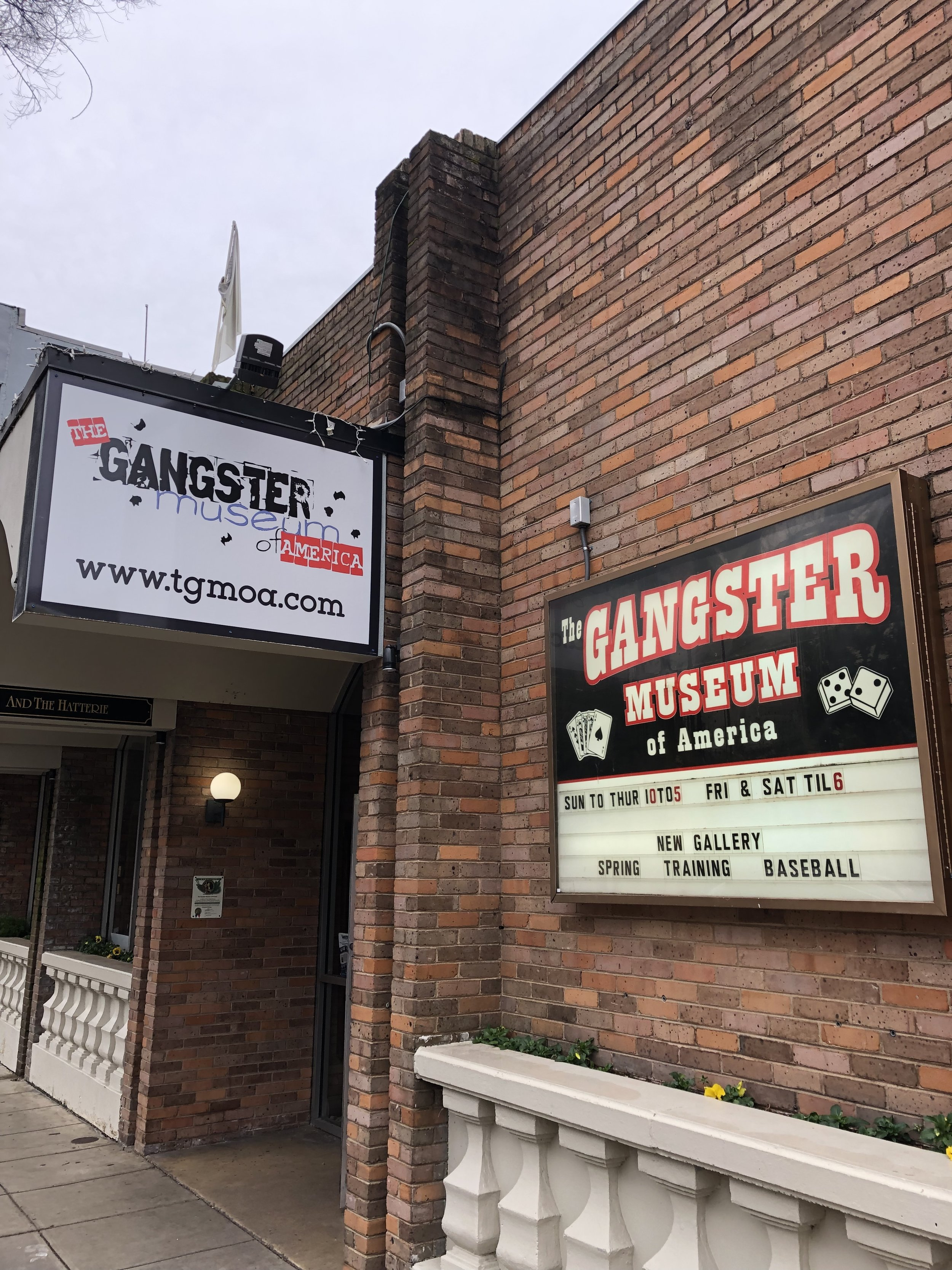 The Gangster Museum of America, Things to do in Hot Springs, Arkansas via Weekend Trips From Nashville