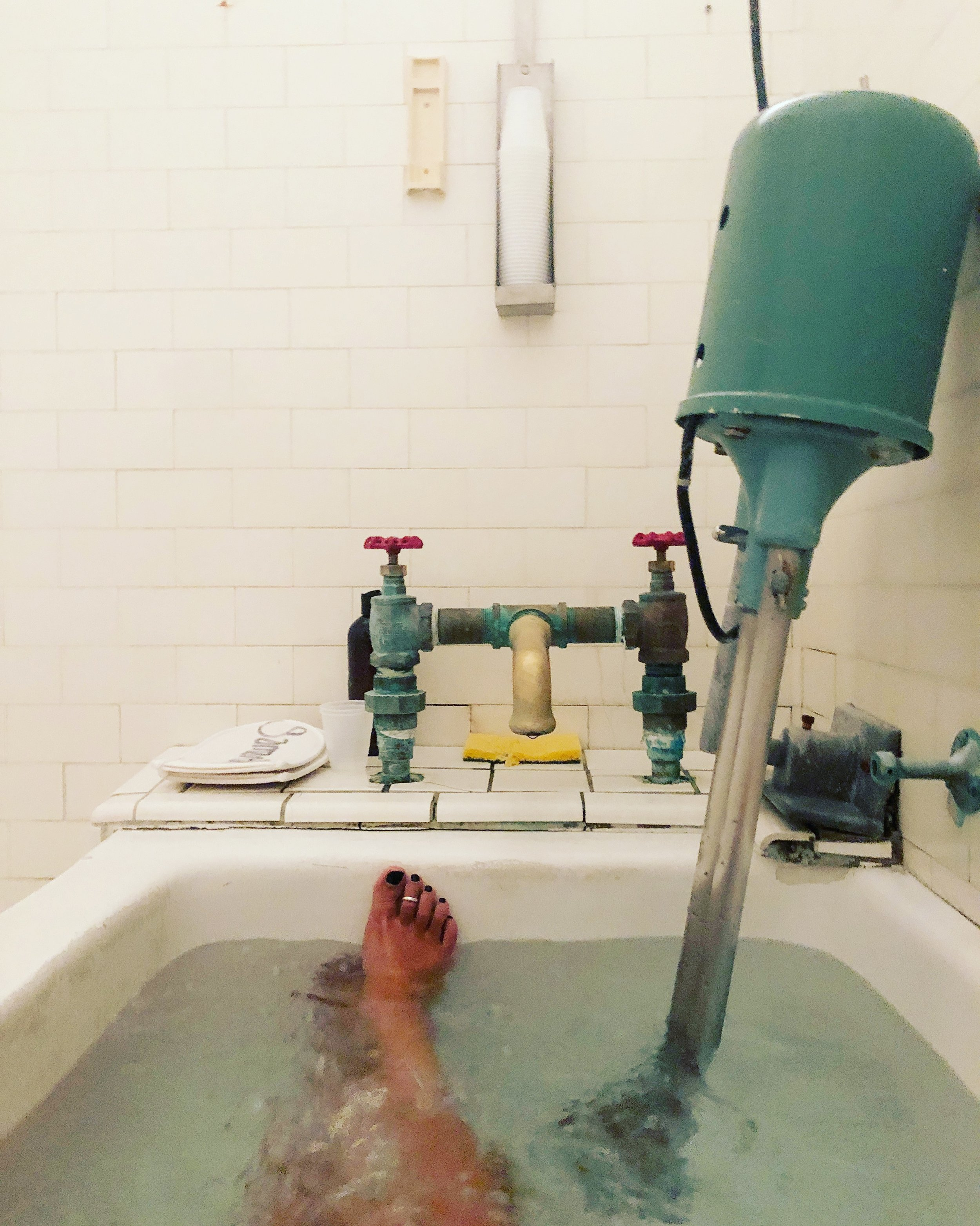 Bathhouse Row, Hot Springs, Arkansas via Weekend Trips From Nashville