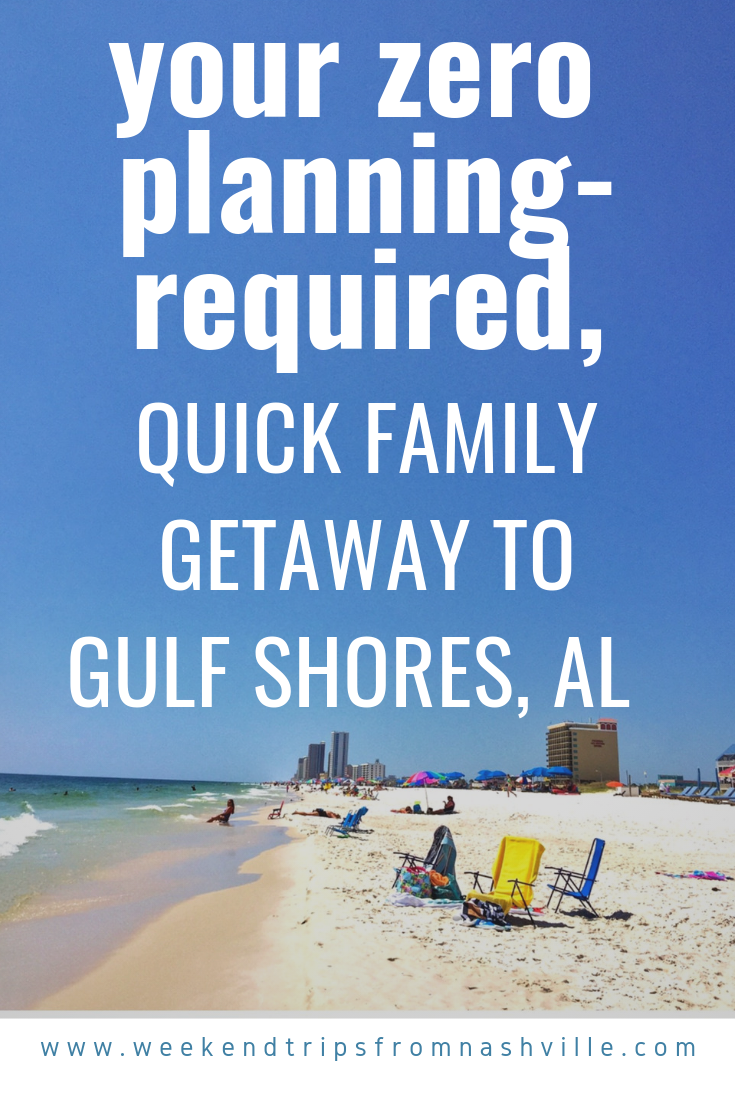 ThoseCrazyNelsons explore Gulf Shores to bring your family the best beach tips!