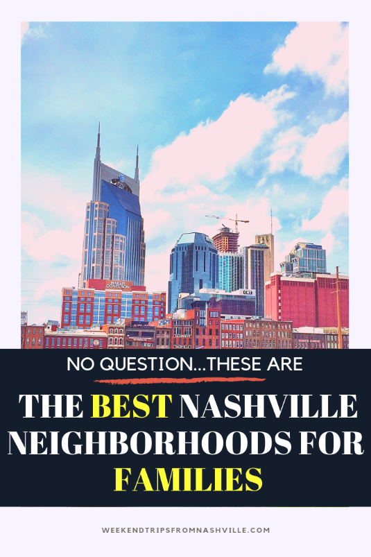 No question…these are neighborhoods you want to check out if you are moving to Nashville. via Weekend Trips From Nashville