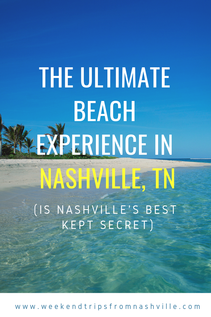 Check out where the locals hang out during the summer when they can't make the drive to the beach!