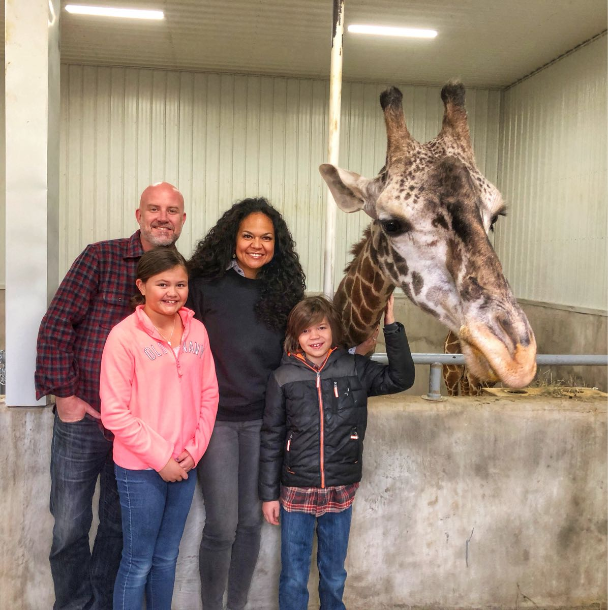Wilstem Animal Encounters, Fun things to do with kids in French Lick, Indiana.