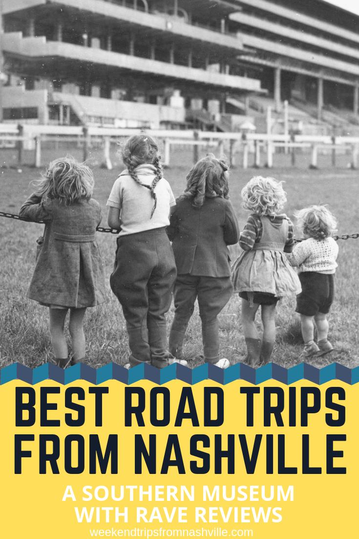 #RoadTripUSA, #BestWeekendRoadTrips: Kentucky Derby Museum via WeekendTripsFromNashville.com