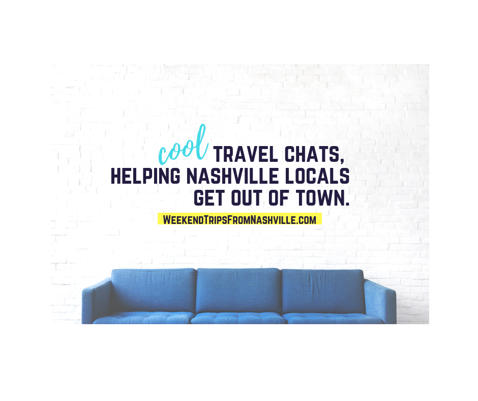 Have wanderlust? Come meet your travel soul mates and get recommendations for cool trips from Nashville.