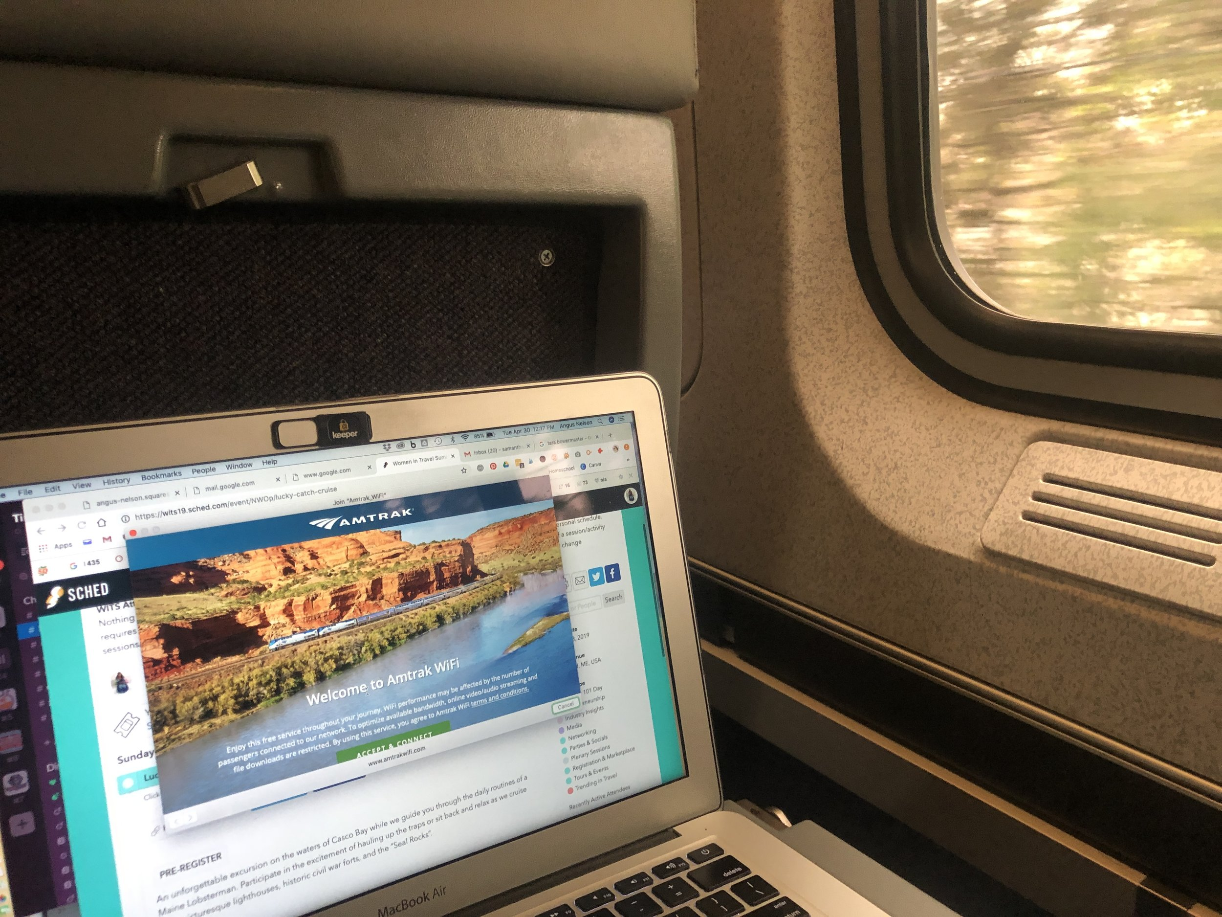 See Maine by train in 4 nights, Amtrak's Downeaster pics
