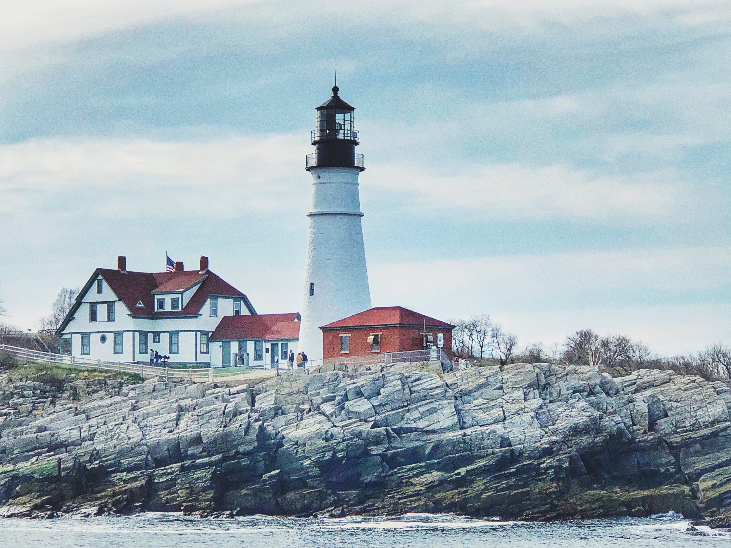 See Maine by train in 4 nights, Portland Head Light