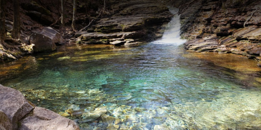 17 of the BEST small-town adventures in Southwest Virginia, Devil's Bathtub