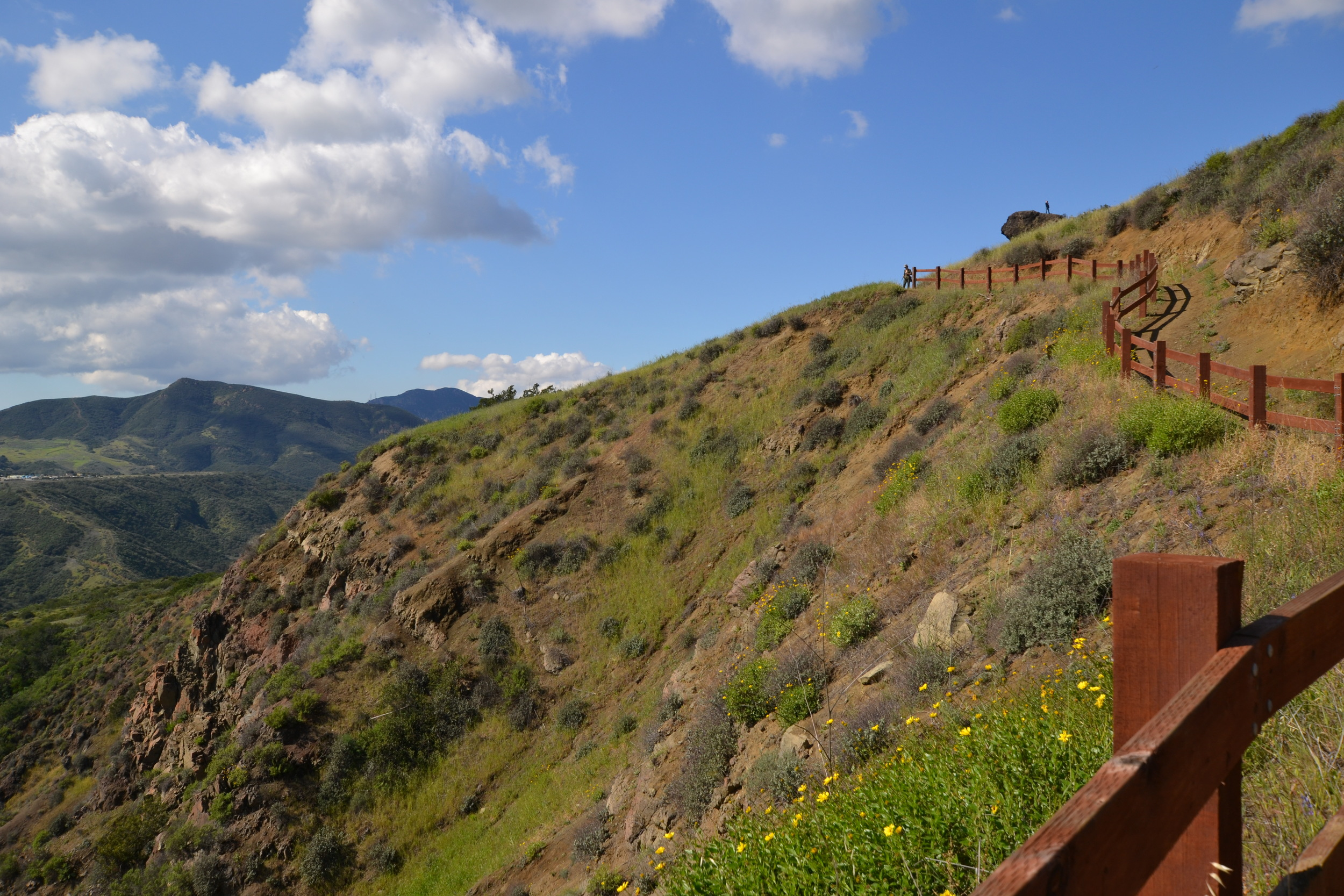 The Rim Trail at Wildwood Park, Thousand Oaks