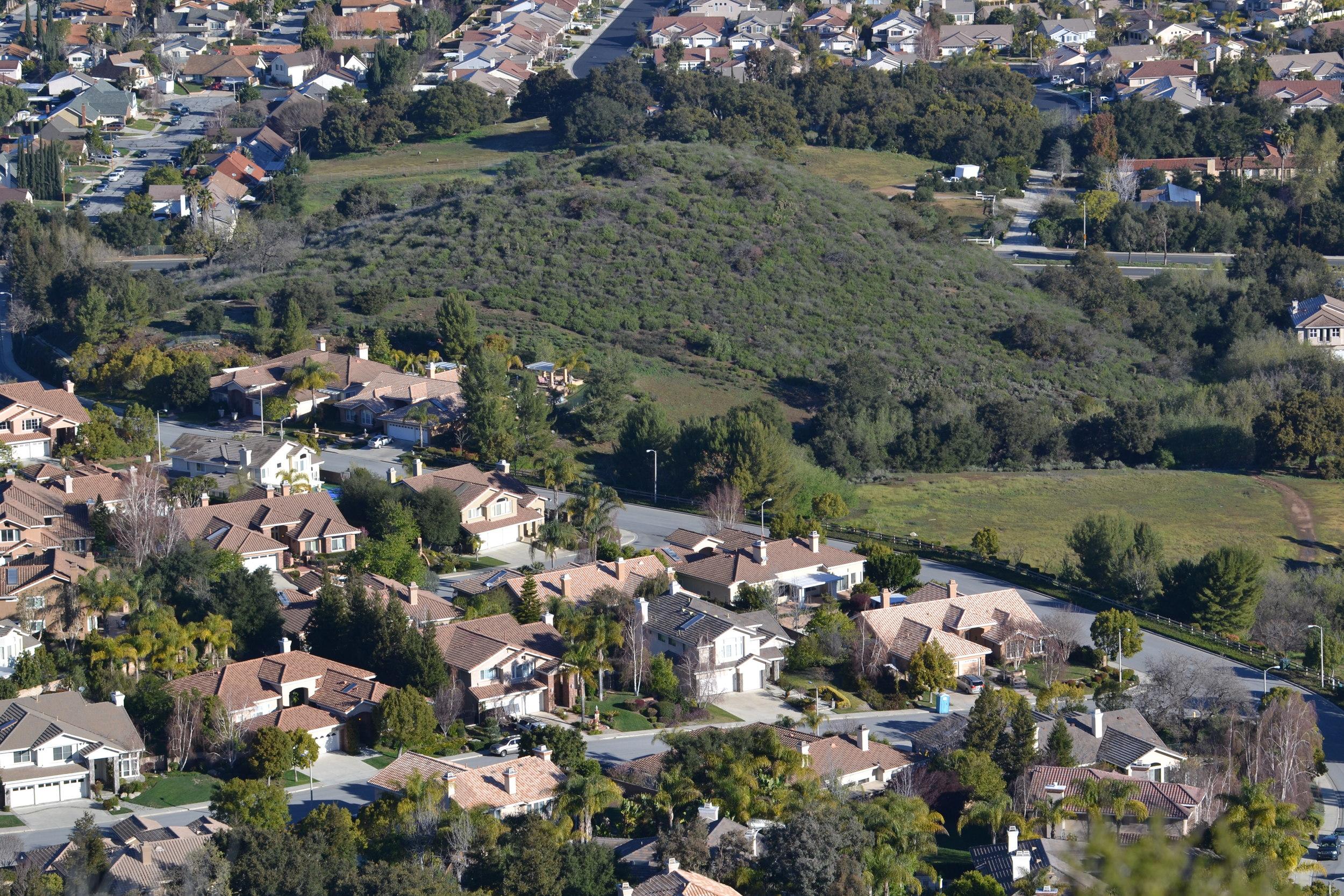 Rosewood Subdivision, Regal Oak Court, Thousand Oaks