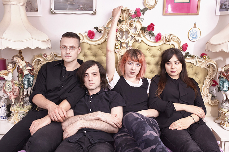 DILLY DALLY  (Toronto, ON)