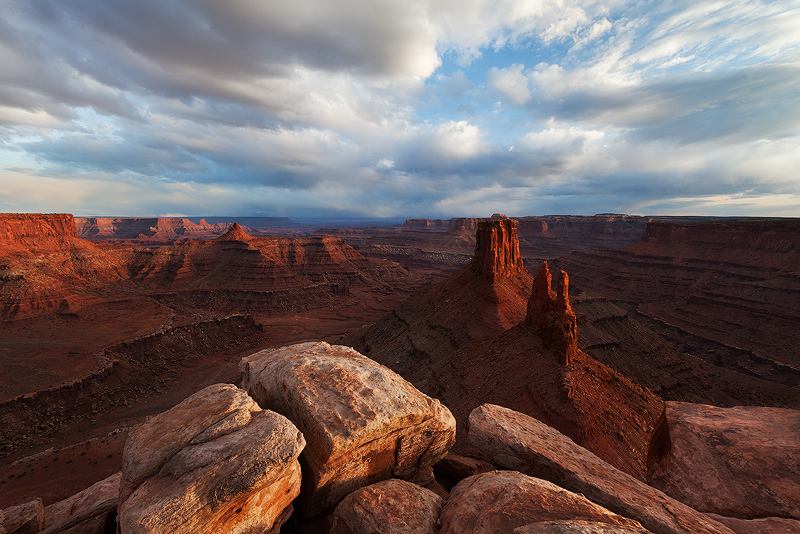 Into the Canyonlands
