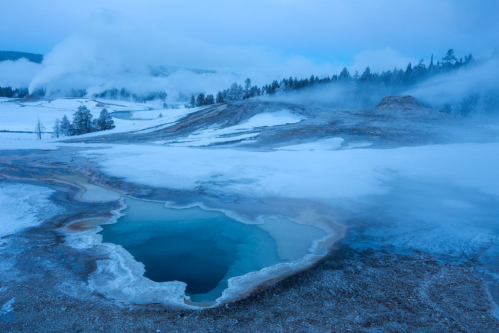 Winter Geothermal Medley