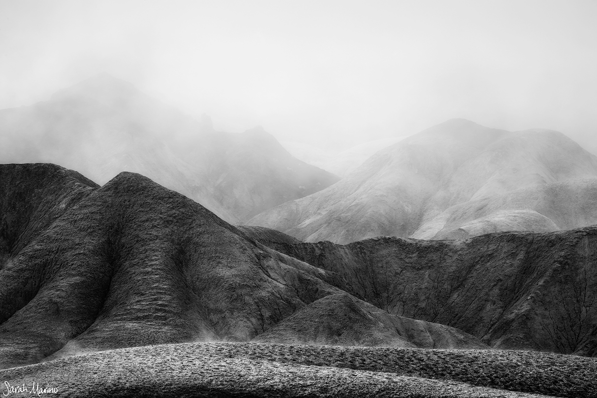 Emergence, Death Valley National Park