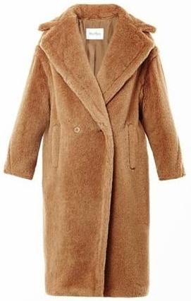 "Max Mara ""Teddy Bear"" style coat"