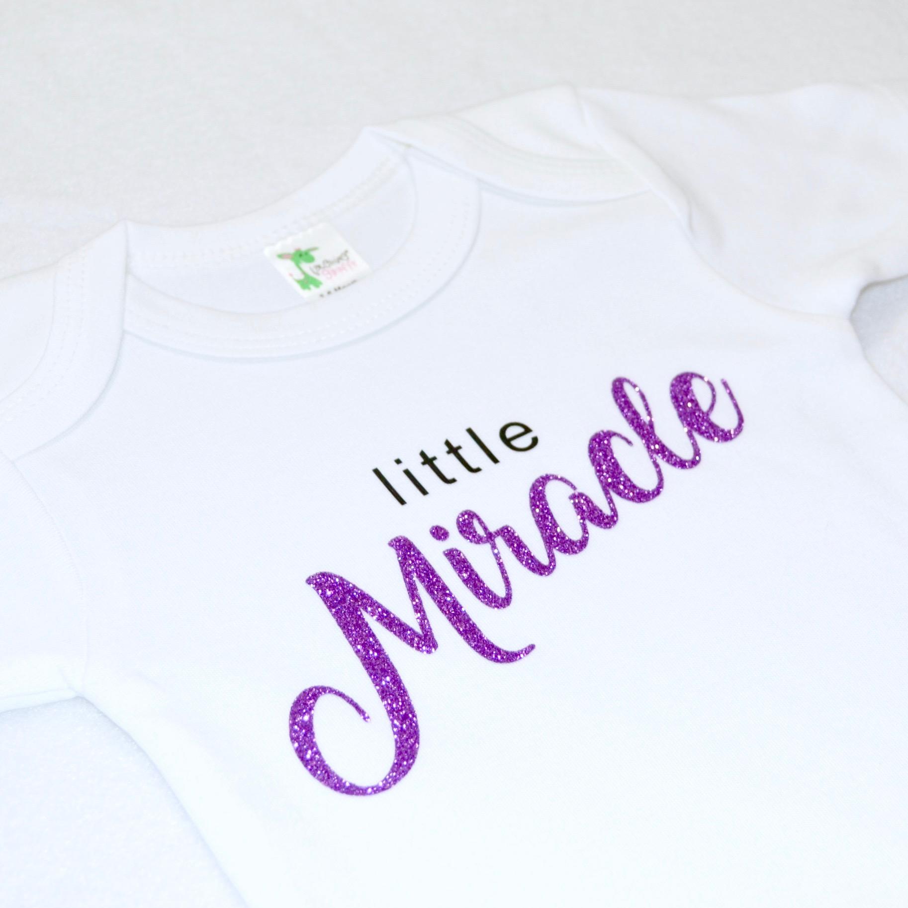 Little Miracle Bodysuit