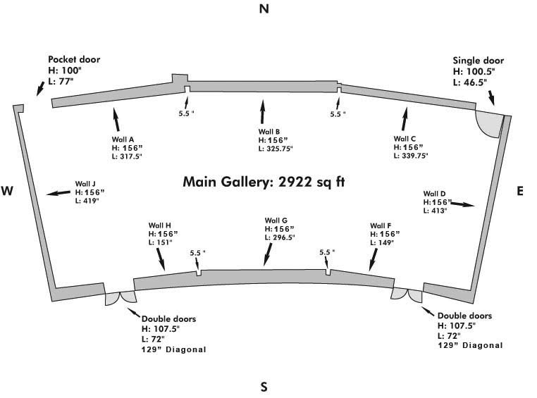 TAM Gallery One