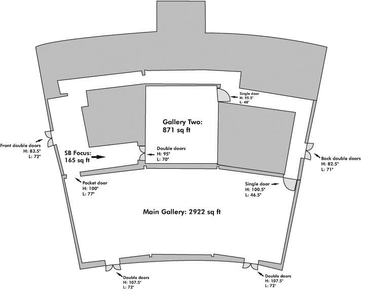 TAM Floor Plan