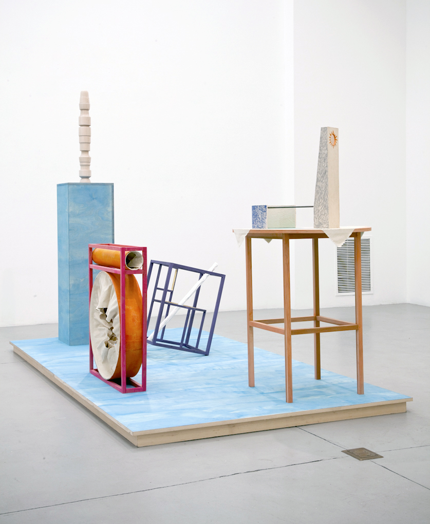 """Torbjorn Vejvi    the object within is the object without (atrium)    2013 Fabric, wood, steel, paint   Dimensions variable  Courtesy of the Artist                                                                                                                                                                                                                                                                                                    /* Style Definitions */  table.MsoNormalTable {mso-style-name:""""Table Normal""""; mso-tstyle-rowband-size:0; mso-tstyle-colband-size:0; mso-style-noshow:yes; mso-style-priority:99; mso-style-qformat:yes; mso-style-parent:""""""""; mso-padding-alt:0in 5.4pt 0in 5.4pt; mso-para-margin-top:0in; mso-para-margin-right:0in; mso-para-margin-bottom:10.0pt; mso-para-margin-left:0in; line-height:115%; mso-pagination:widow-orphan; font-size:10.0pt; font-family:""""Cambria"""",""""serif""""; mso-fareast-font-family:""""MS Mincho""""; mso-bidi-font-family:""""Times New Roman"""";}"""