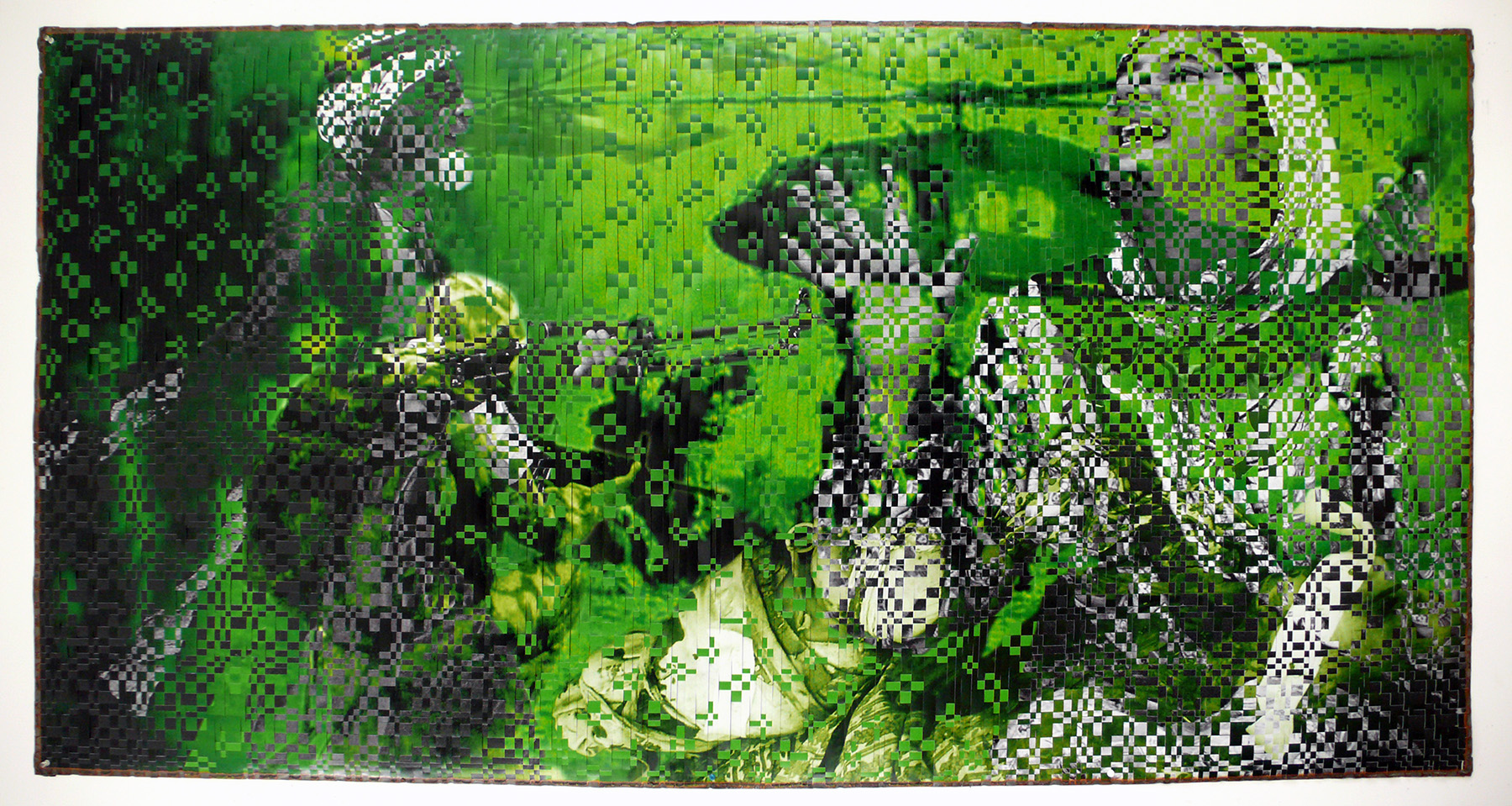 Artist: Dinh Q. Lê