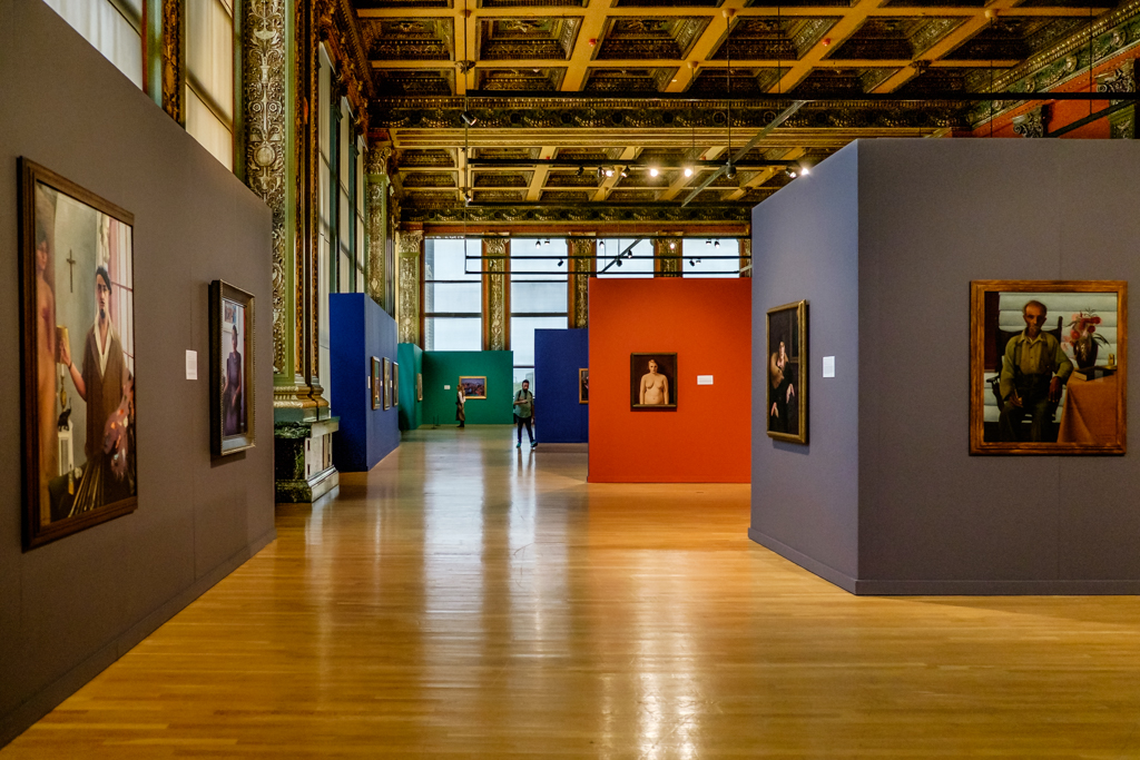 Chicago Cultural Center, July 2015