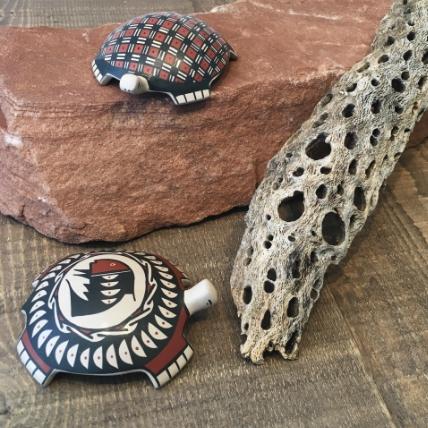 Mata Ortiz turtles Modern West