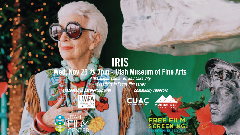 UMFA Modern West Fine Art Iris free show