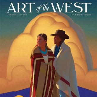 Logan Maxwell Hagege Modern West Fine Art_Art of the West