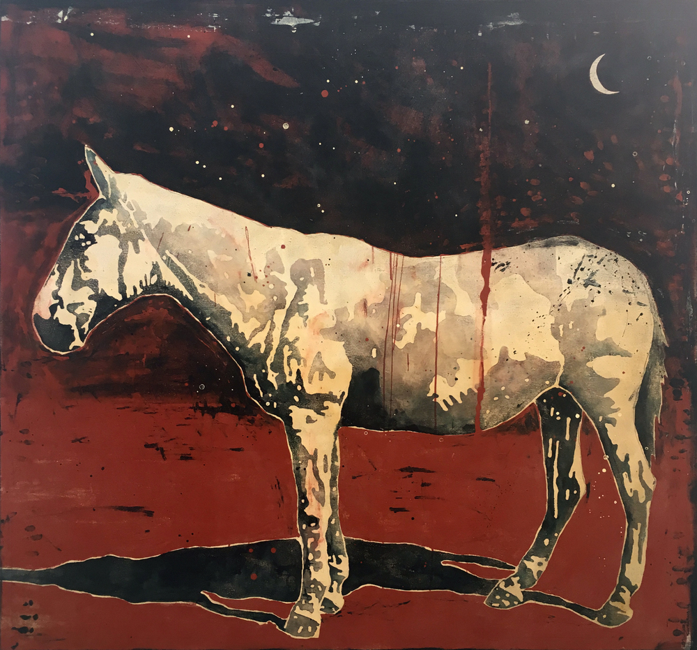 mswe01_Michael+Swearngin_White+Horse_acrylic+on+canvas_60+x+64+in.jpg