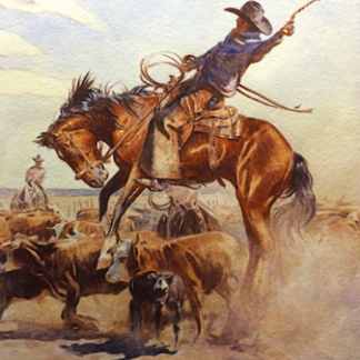 Western Art Collector Modern West Fine Art