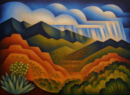 Sushe Felix Modern West Fine Art New Works