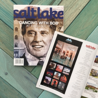 Salt Lake Magazine Modern West Fine Art