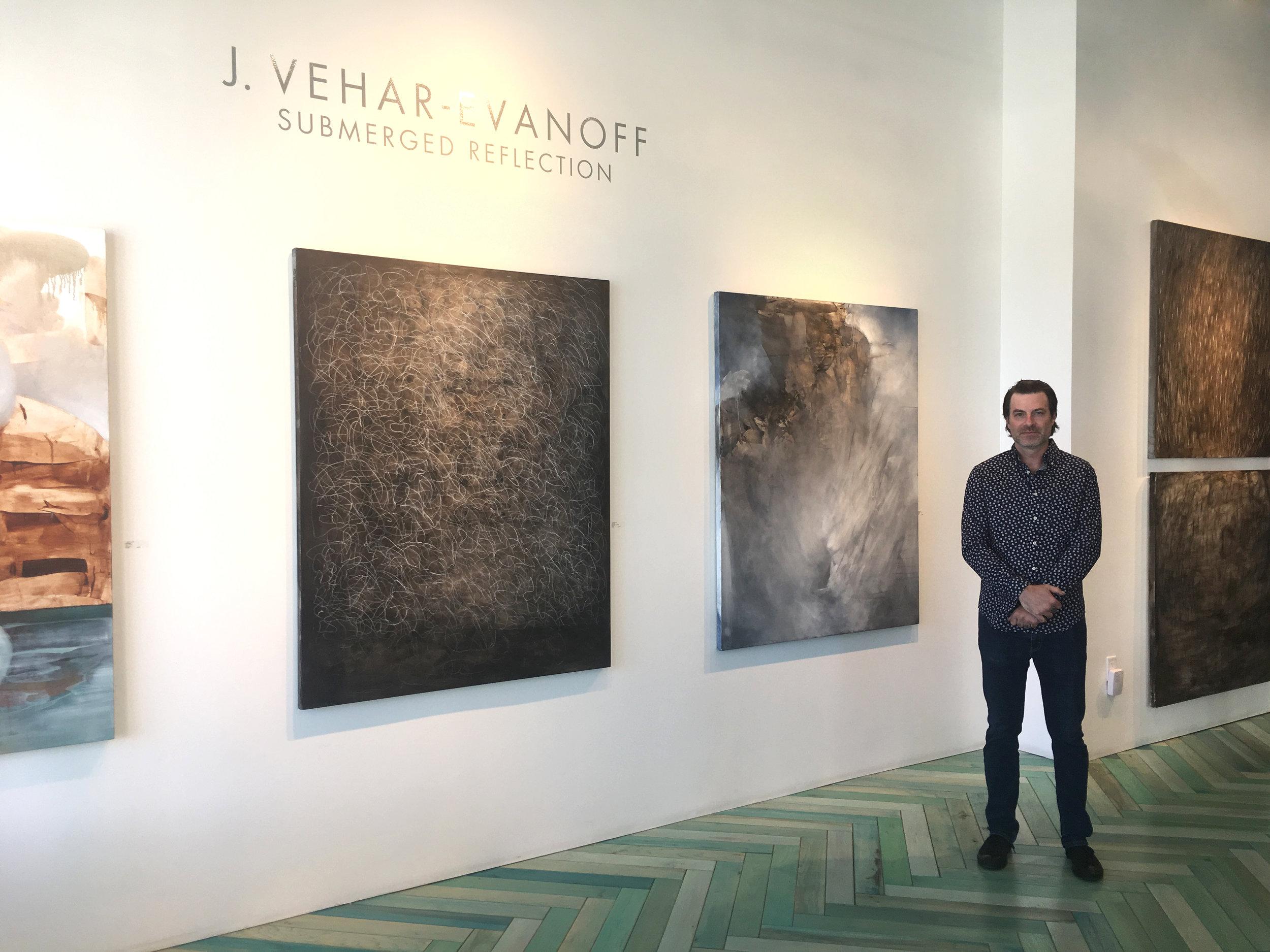 J. Vehar-Evanoff artist interview Modern West Fine Art exhibition Submerged Reflection.jpg