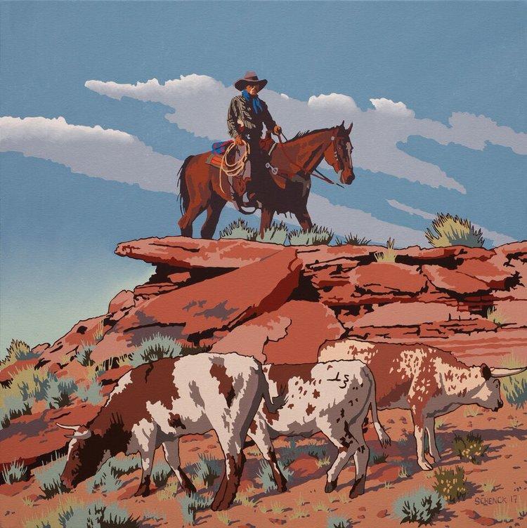 51_Billy+Schenck_Lost+and+Found_oil+on+canvas_30x30in.jpg