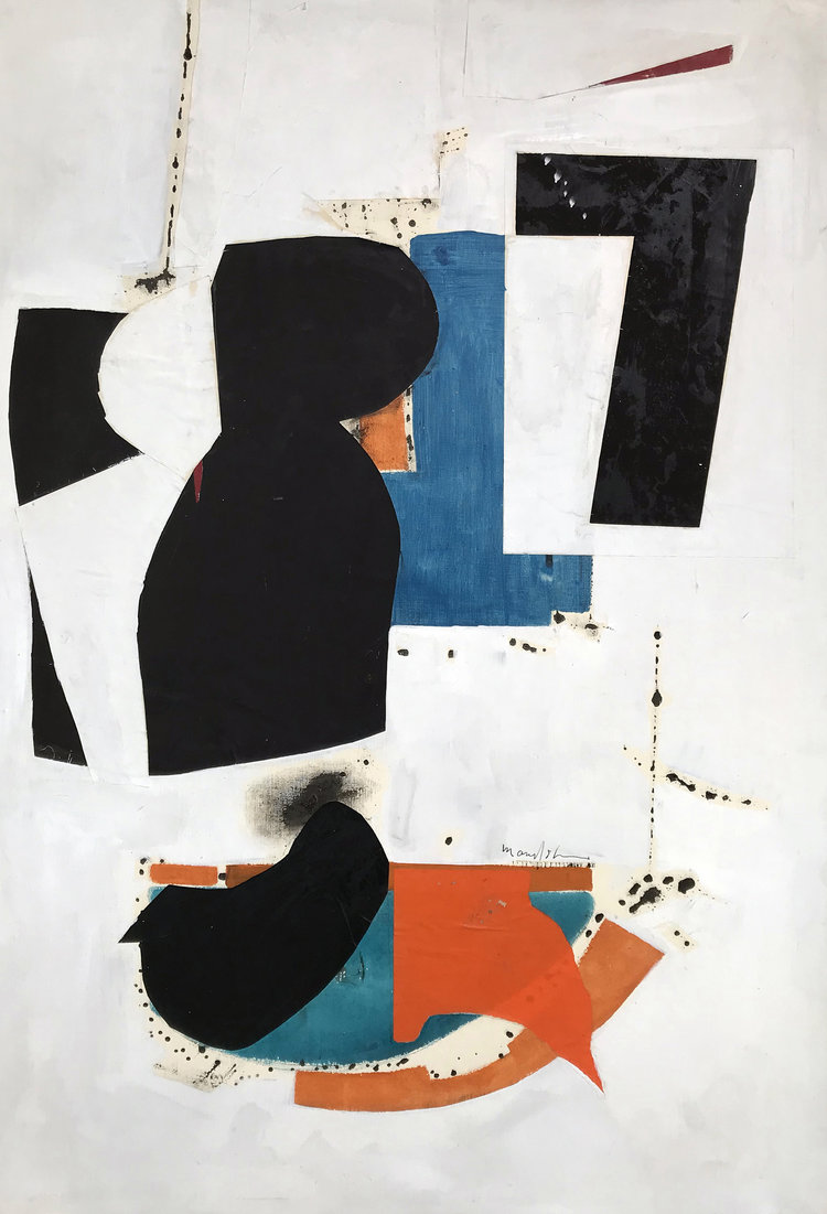 BeatriceMandelman_Number7_collagewithacryliconcanvas_40x30inches_1960s.jpg
