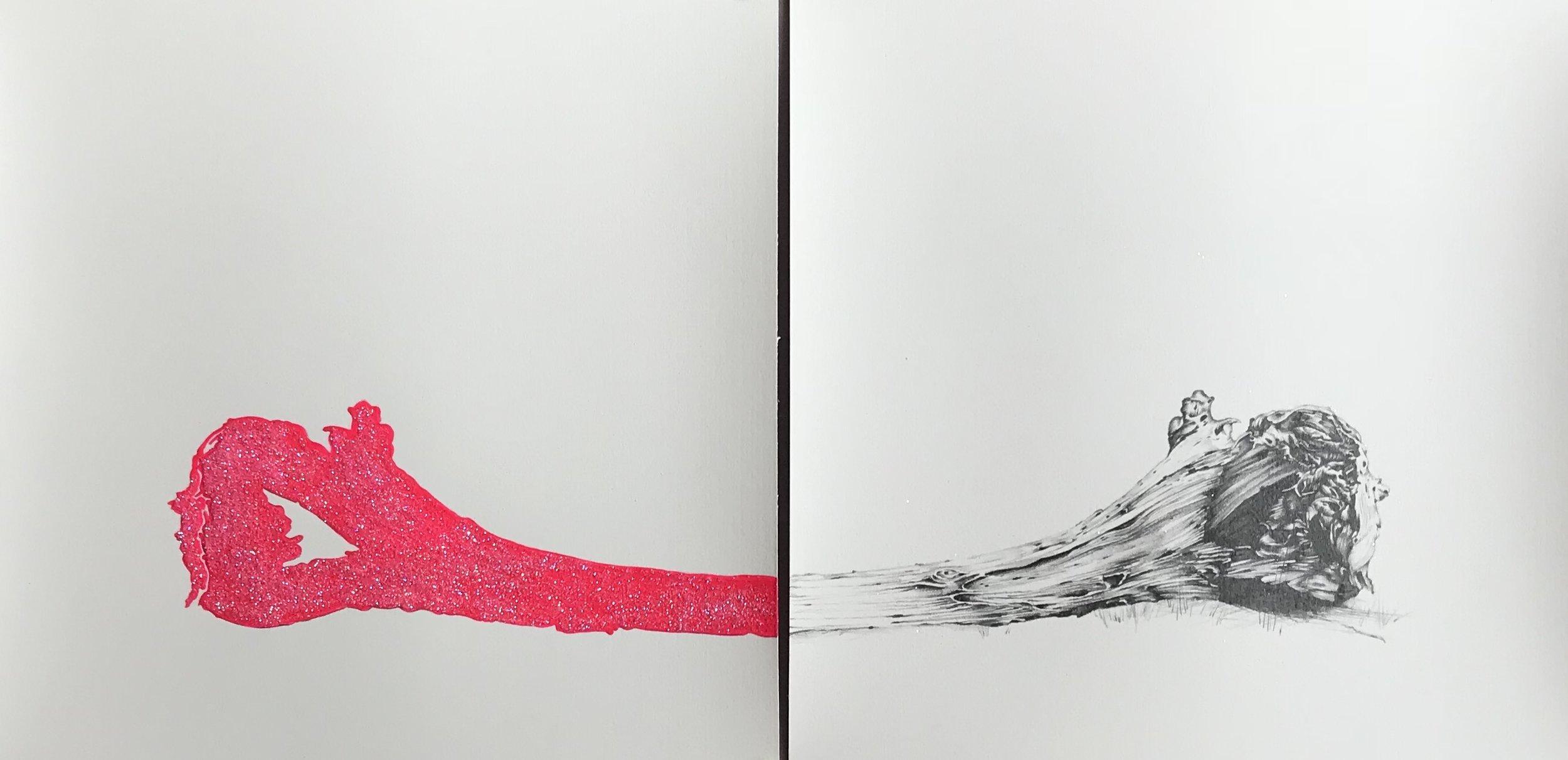Pink Cottonwood by Kiki Gaffney
