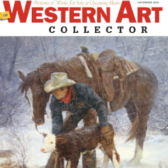 TomJudd Kiki Gaffney at Modern West Fine Art Point of View Western Art Collector.png