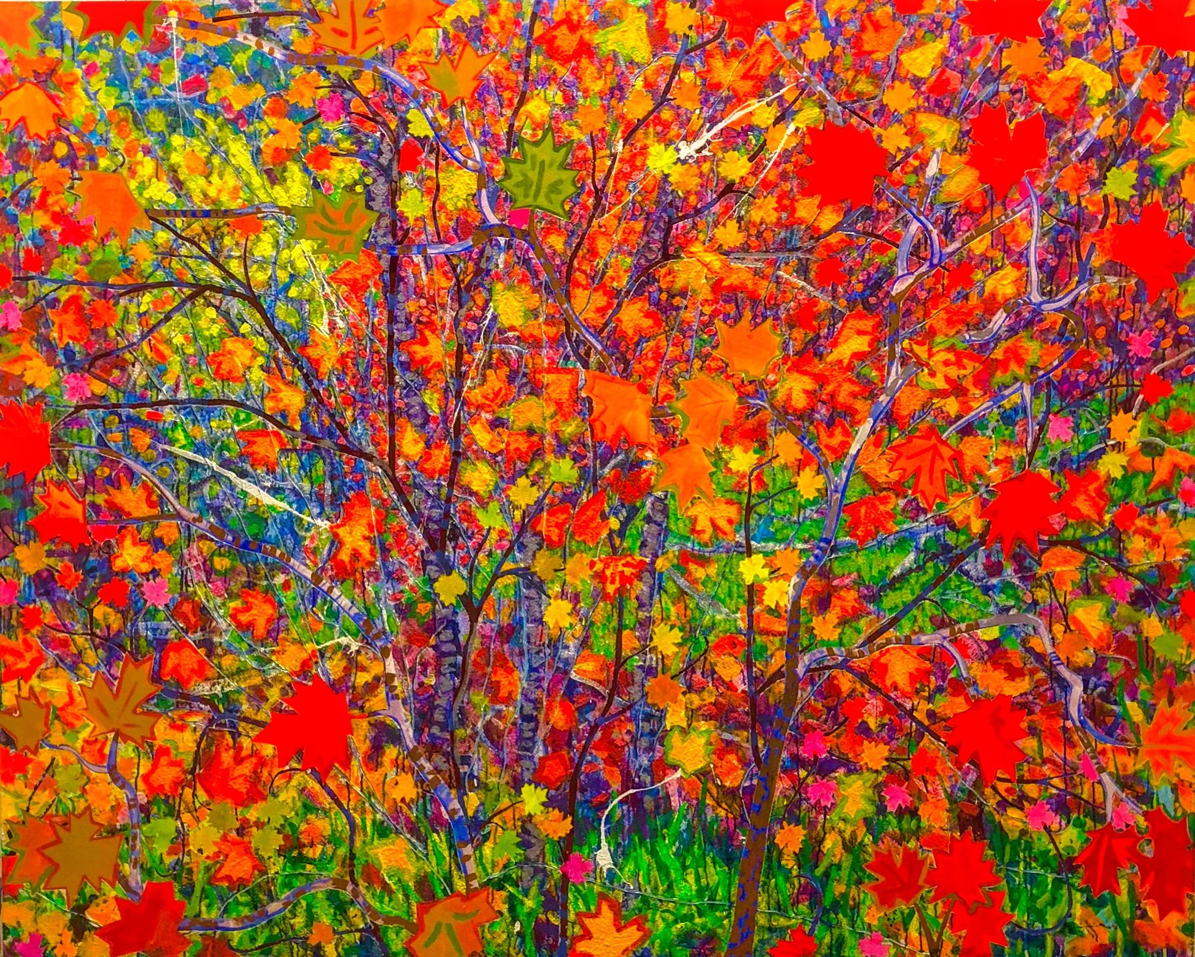 17_Woody Shepherd_The Ten of Cups_acrylic on hardwood panel_72x89.JPG