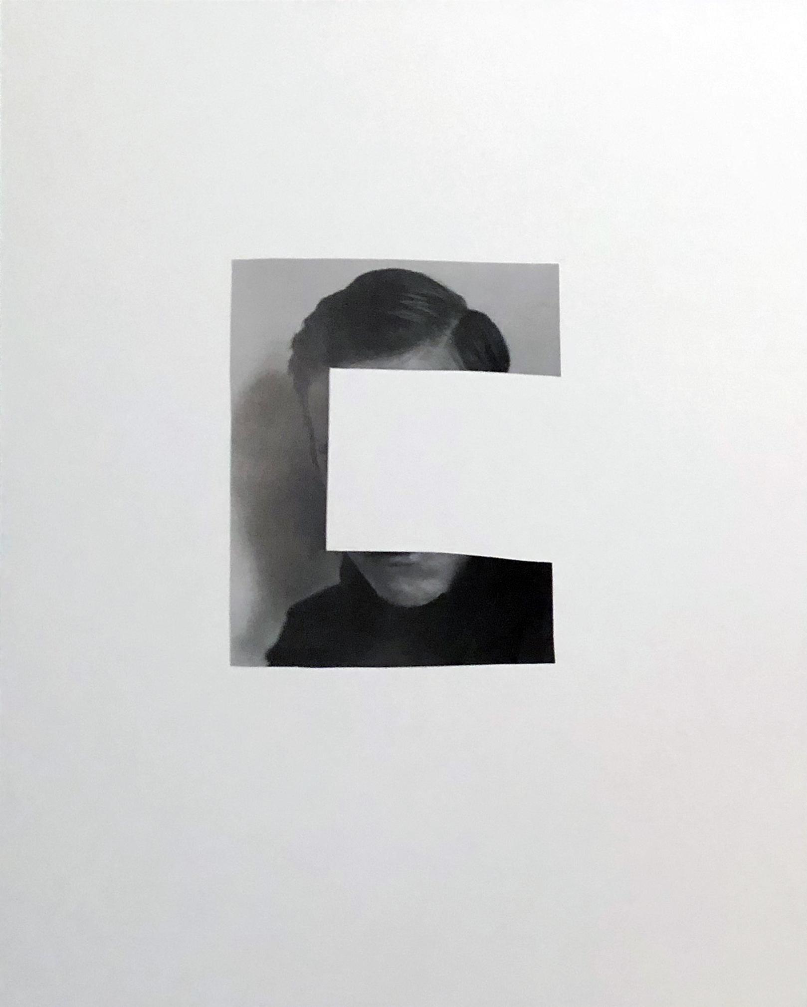 Shalee Cooper    Masculine   collage, 20 x 16 in.
