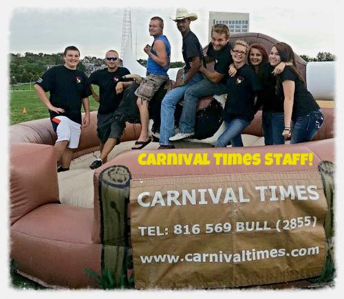 Carnival Times Staff!