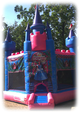 Basic Princess Castle