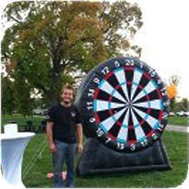 Giant Bullseye!