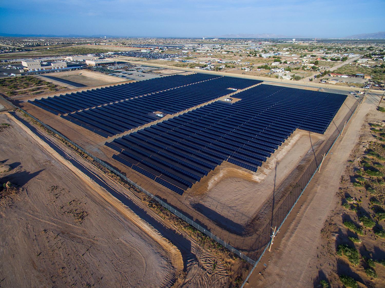 El Paso Electric Community Solar Facility