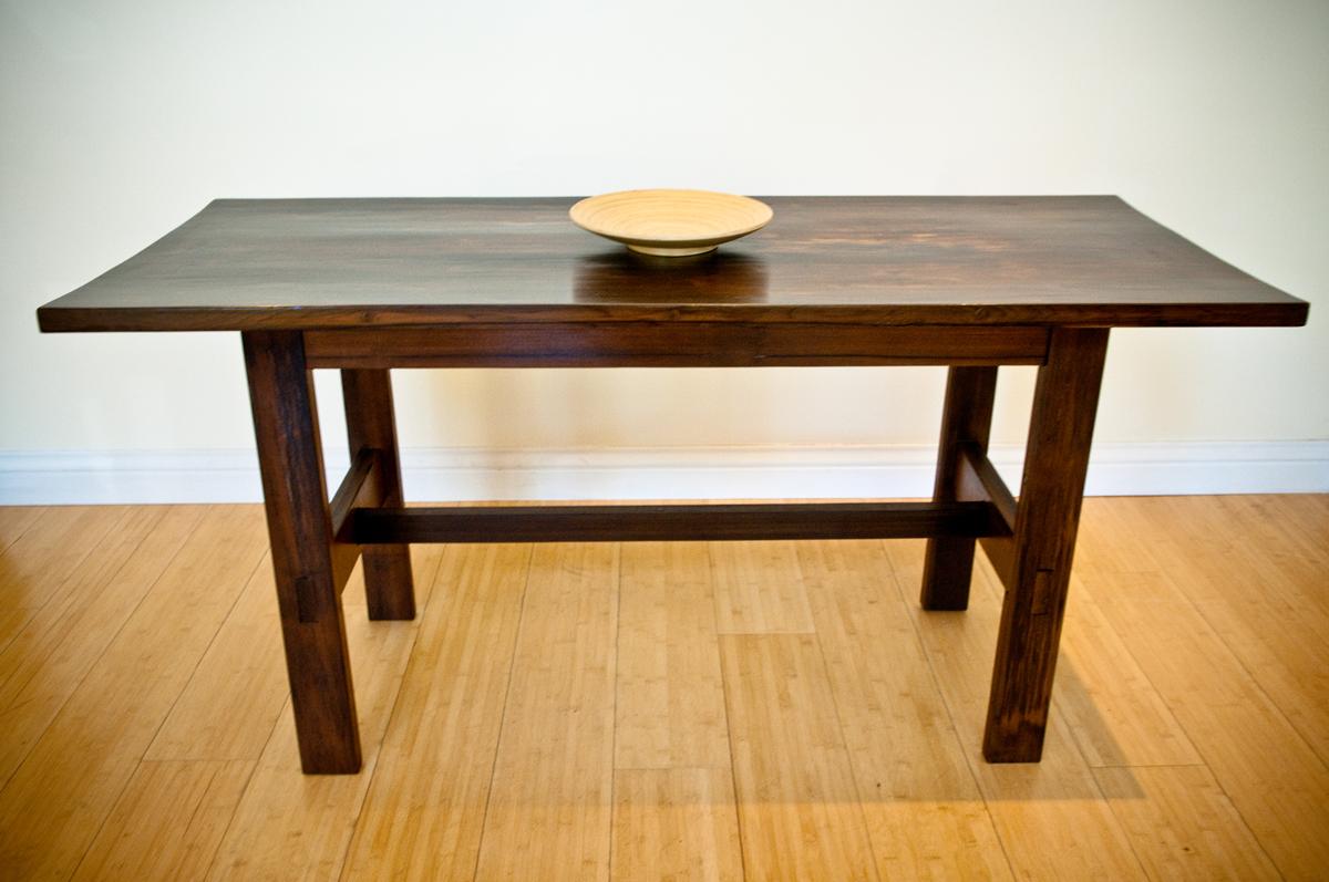 200 y.0. Redwood Farmhouse Table.jpg