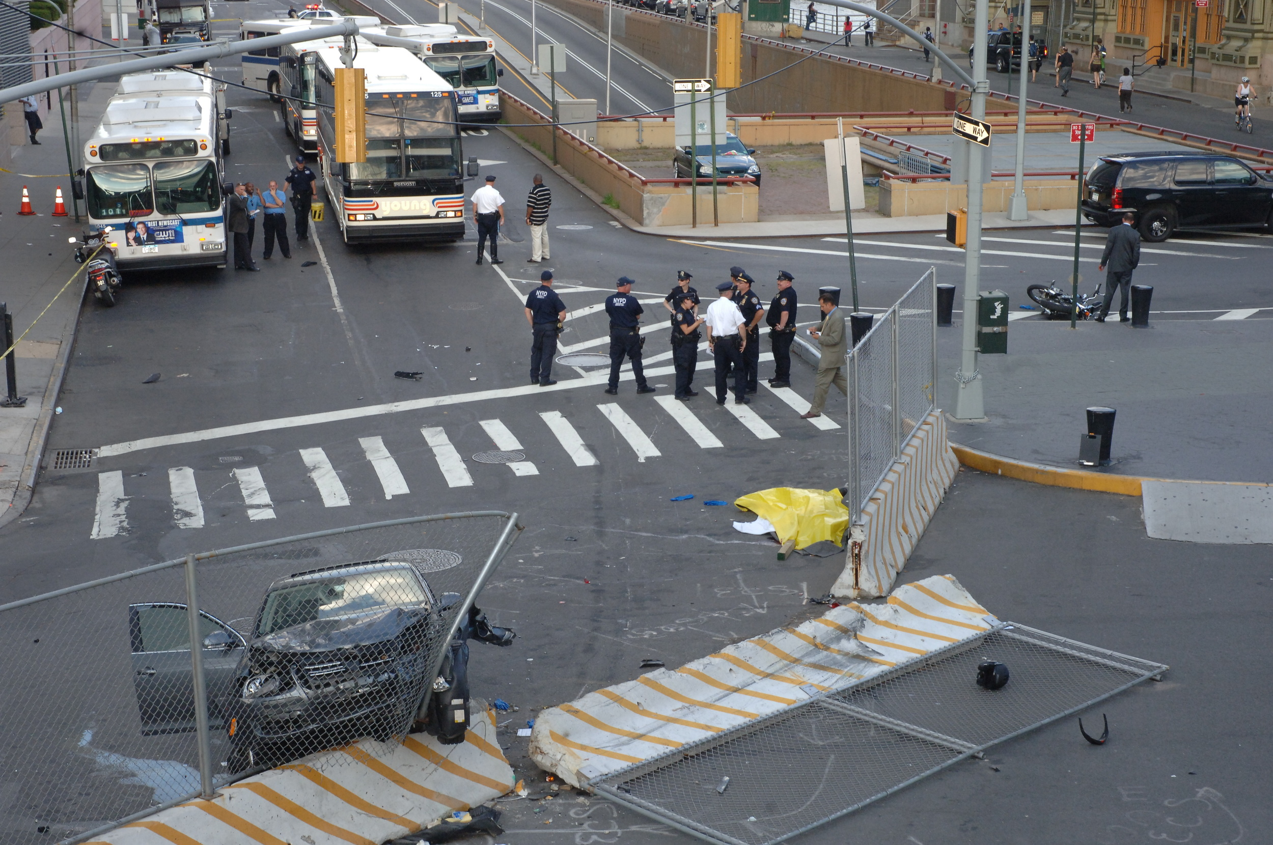 Motor Cyclist killed in Manhattan.JPG