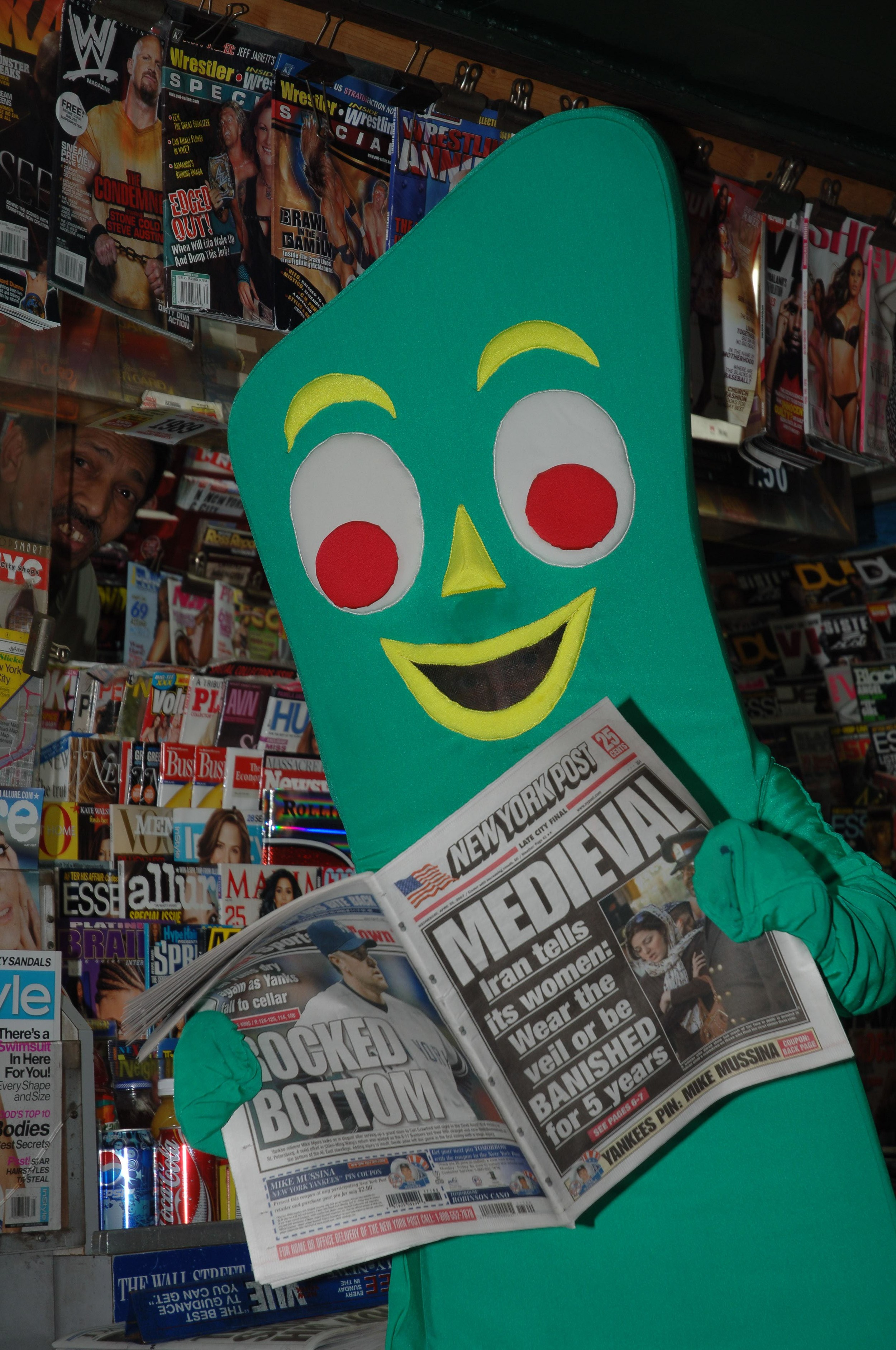 Gumby reads the New York Post.jpg