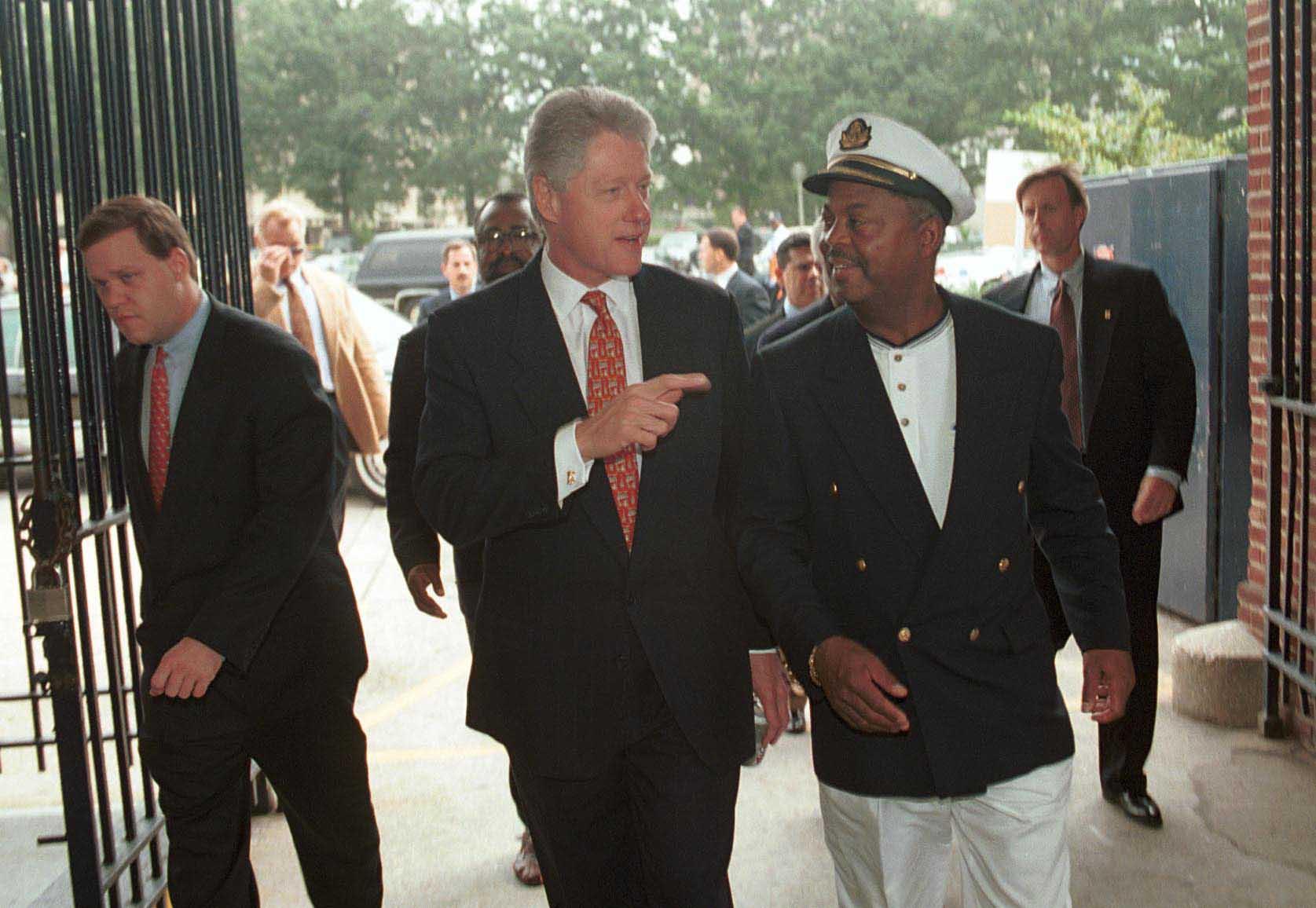 Mr. Clinton and Congressman Payne.jpg