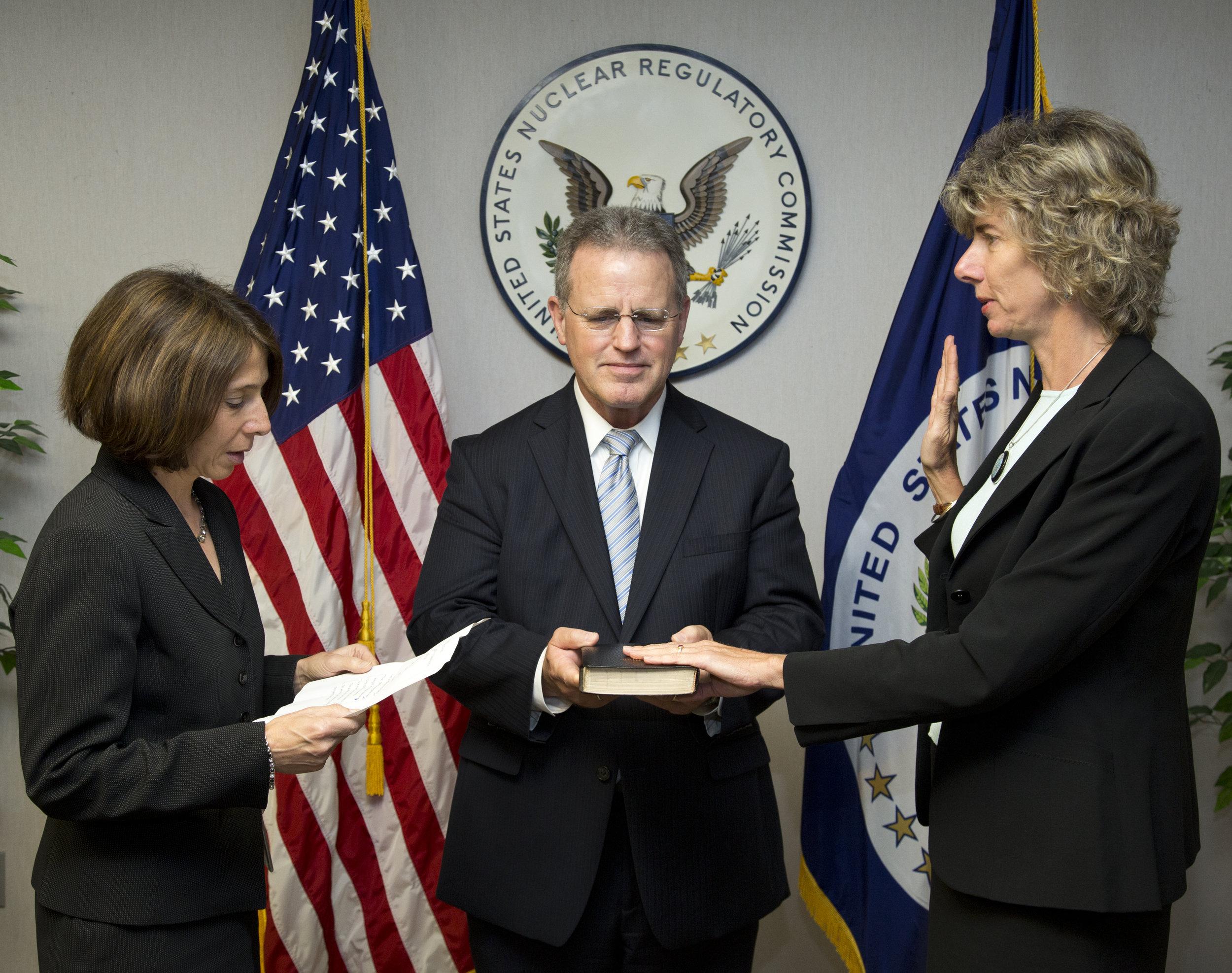 2012 07 Swearing In of Chairman Allison Macfarlane       014.jpg