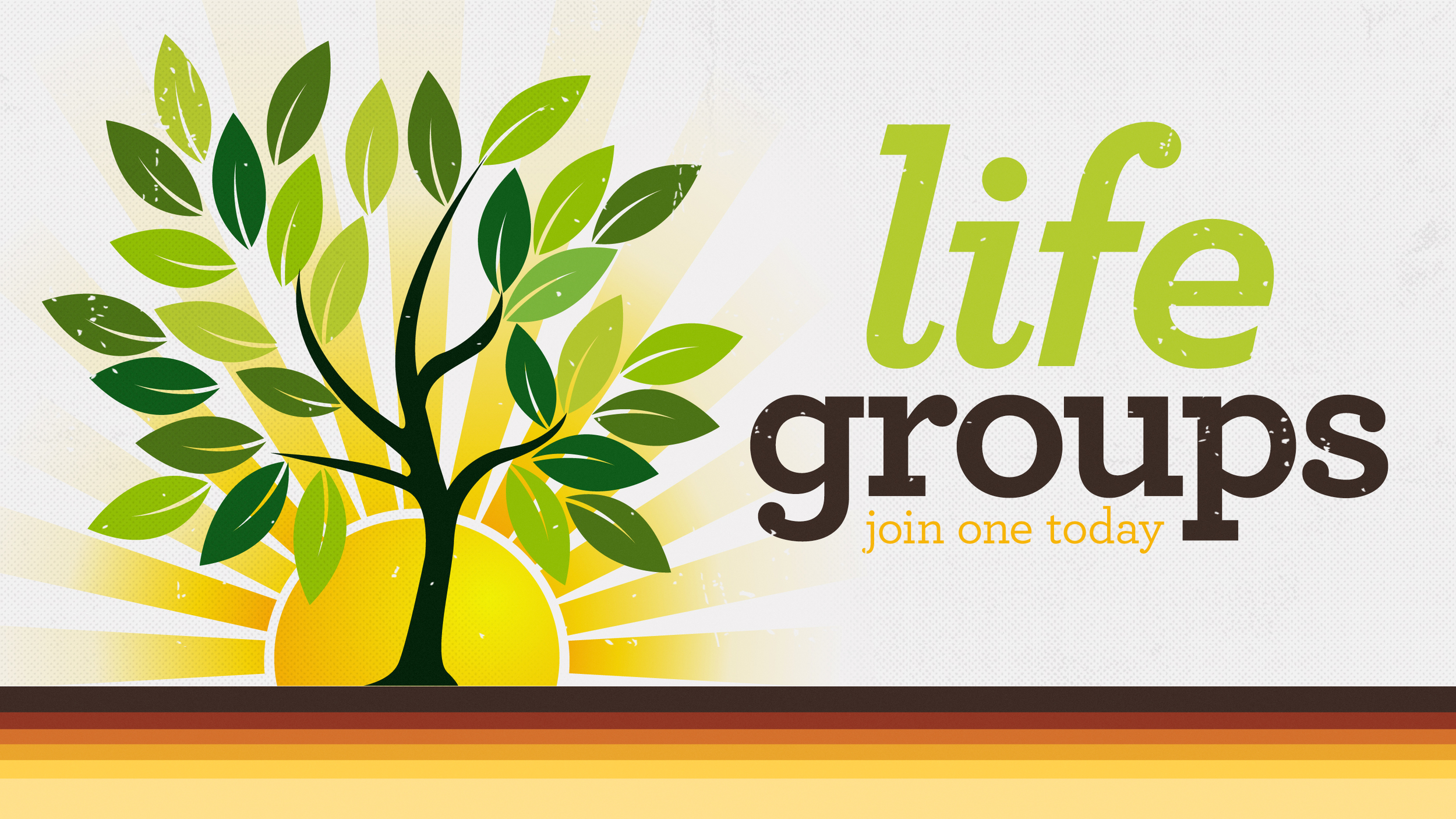Life Groups (Coming Soon)