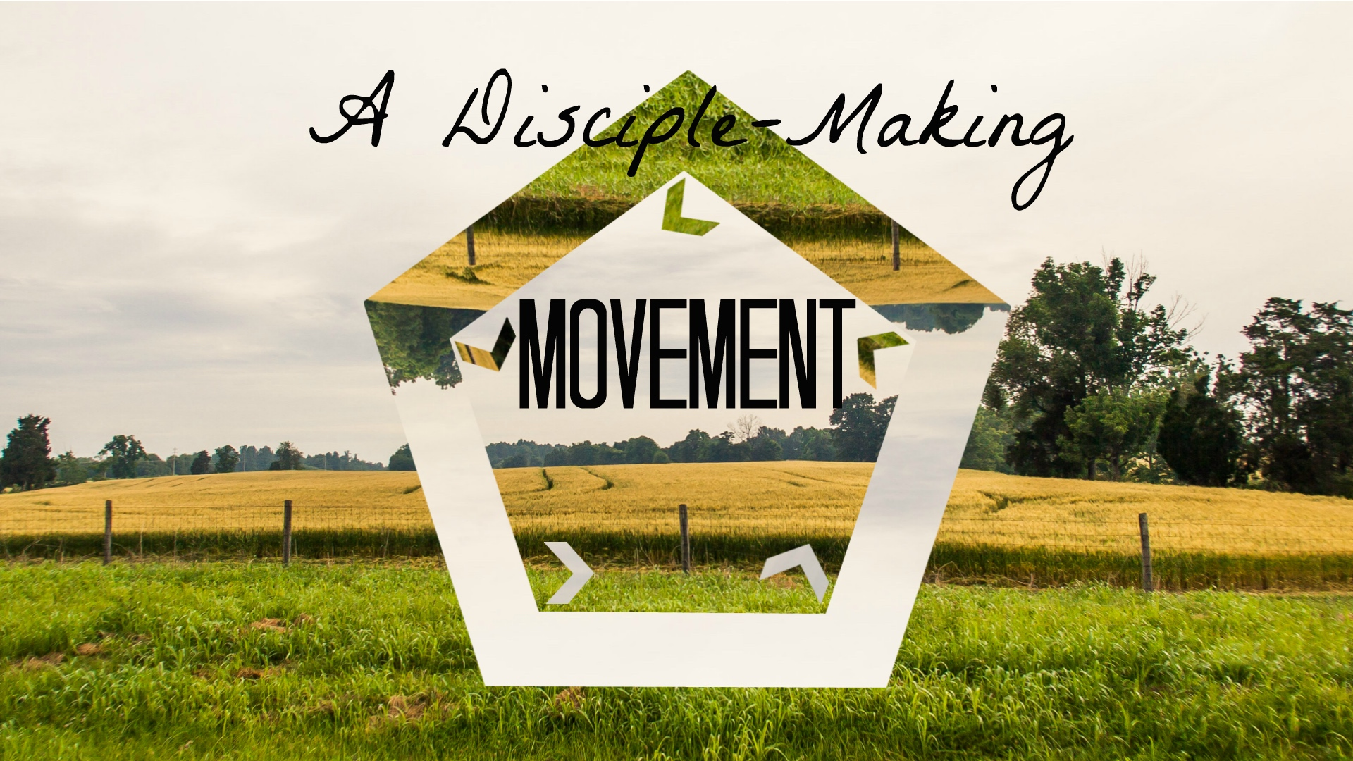 A Disciple-Making Movment